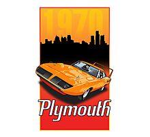 1970 Plymouth Superbird Photographic Print
