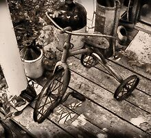 Tricycle by RickDavis