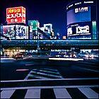 veilleuse de shinjuku by ontoshiki
