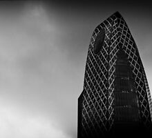 cocoon tower by ontoshiki