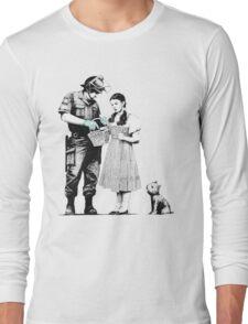 Bag Search Long Sleeve T-Shirt