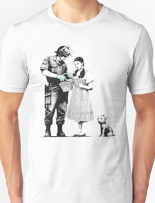 Bag Search Unisex T-Shirt