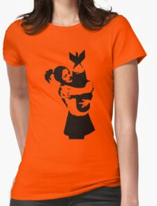 Bomb Girl Womens Fitted T-Shirt
