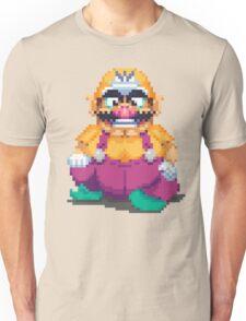 Laughing wario Unisex T-Shirt