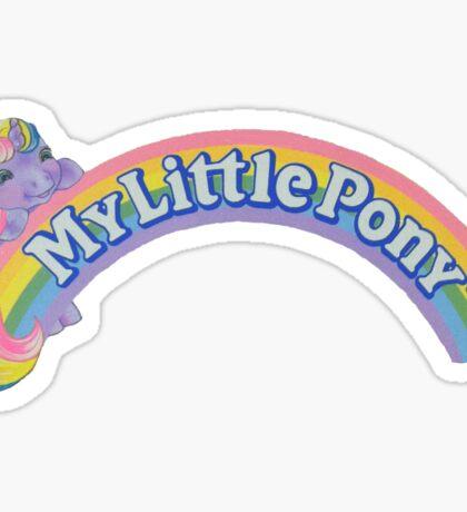 MY LITTLE PONY GENERATION 1 Sticker