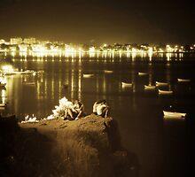 night romance  by Marjan Janevski