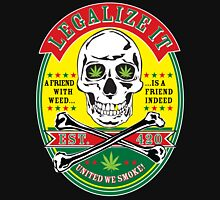 LEGALIZE IT Unisex T-Shirt