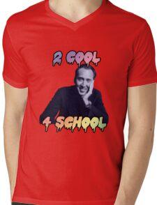 2 kool Mens V-Neck T-Shirt