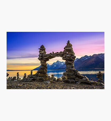 The Pillars of the Earth Photographic Print