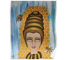 Queen Bee and the nectar of the gods Poster
