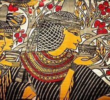 Papyrus Pharaoh by Hamza Regaieg