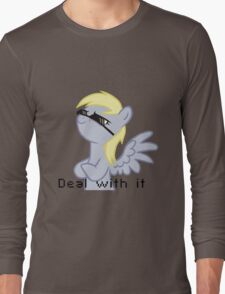 Deal with Derpy Hooves Long Sleeve T-Shirt