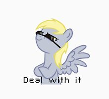 Deal with Derpy Hooves Unisex T-Shirt