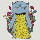 Pukey Monster by Octavio Velazquez