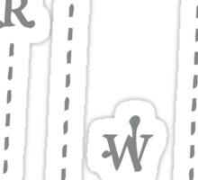 Gatchaman Crowds Insight Sticker