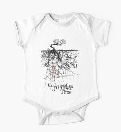 Underneath The Juniper Tree - T-Shirt One Piece - Short Sleeve