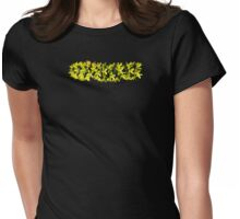 Forma Citrinum Orchid Womens Fitted T-Shirt