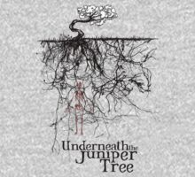 Underneath The Juniper Tree - Hoodie by Marjorie Merle