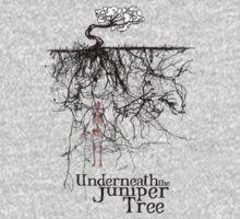 Underneath The Juniper Tree - Hoodie by Marjorie Merle