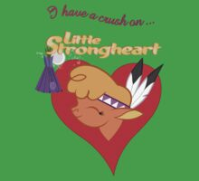 I have a crush on... Little Strongheart - with text by Stinkehund