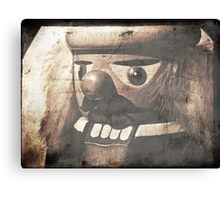 Freak Canvas Print