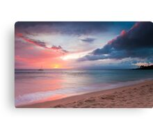 Blissful Paradise 2- Ka'anapali Coast, Maui Canvas Print