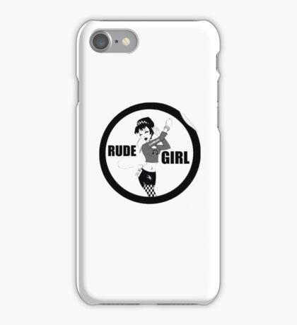 Rude Girl Dancing iPhone Case/Skin