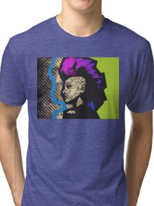 Punk Toxic Tri-blend T-Shirt