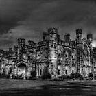 Dundas Castle, Edinburgh, Scotland by Den McKervey