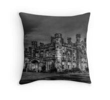 Dundas Castle, Edinburgh, Scotland Throw Pillow