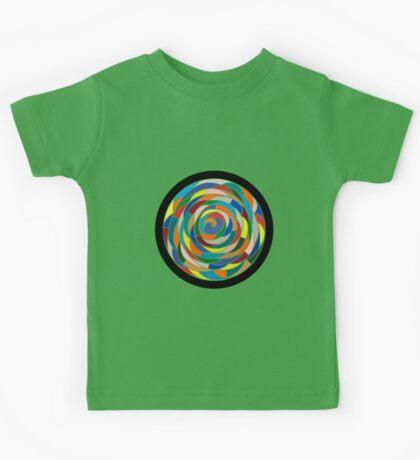 Swirling Abyss Kids Tee