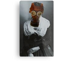 I Am So Glad We Got Married, But! Don't You Think the World Is A Mess. Metal Print