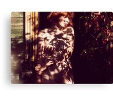 Surrounded - Erotic photography, sensual art prints Canvas Print