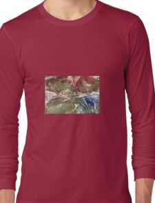 Irridescence Long Sleeve T-Shirt