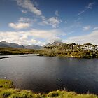Derryclare Lough by Simone Kelly