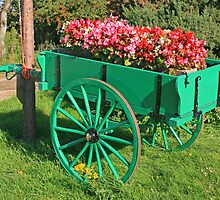 Hand Cart by RedHillDigital