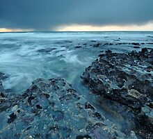 Fanore Beach by Simone Kelly