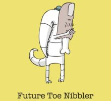 Future Toe Nibbler Baby Tee