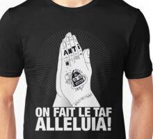 ANTIHERO / Alleluia Unisex T-Shirt