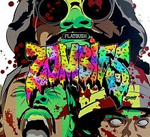 Flatbush Zombies by daniel samantha