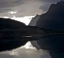 7 ★★★★★.Lofoten Magic landscape. . by Brown Sugar . Views (358) Thx! by © Andrzej Goszcz,M.D. Ph.D
