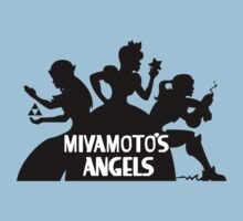 Miyamoto's Angels T-Shirt