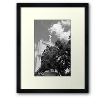 Key West Church Framed Print