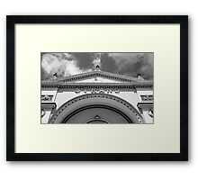 The Strand, Key West Framed Print