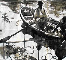 boat ride by Loui  Jover