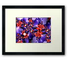 Duality of March Framed Print