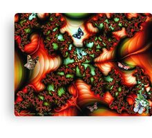 Pot Pouri Canvas Print