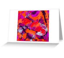 Blush - 2011 Greeting Card