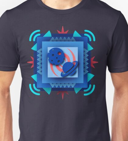 Layers Of Space Unisex T-Shirt