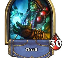 Hearthstone Hero - Thrall by MaxEmbregts